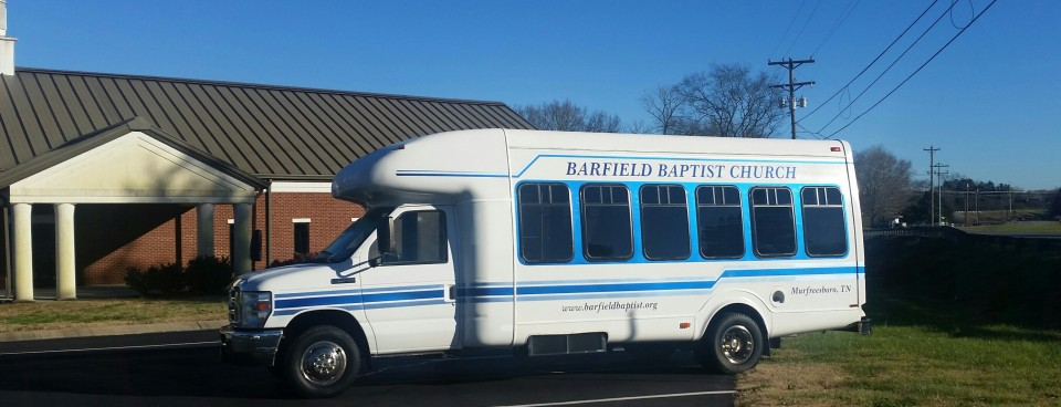 New Church Van