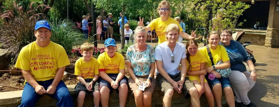 Nashville Zoo Trip