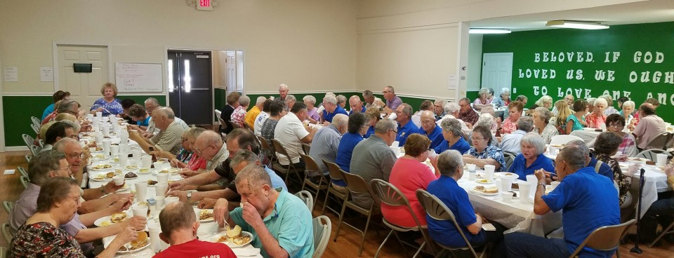 Concord Senior Luncheon