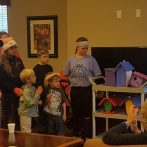 Making Bird Feeders and Visiting Creekside Assisted Living