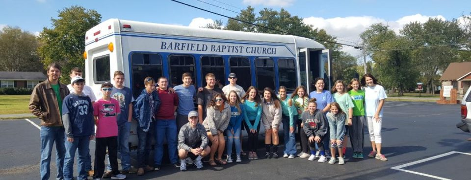 Youth Trip to Gatlinburg