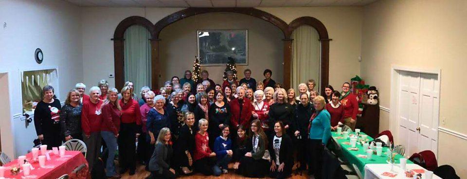 Ladies Christmas Party 2017