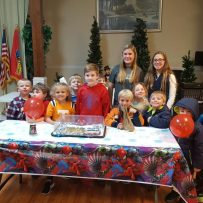 End of the Year Birthday Party
