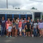 Missions Youth Trip to Memphis