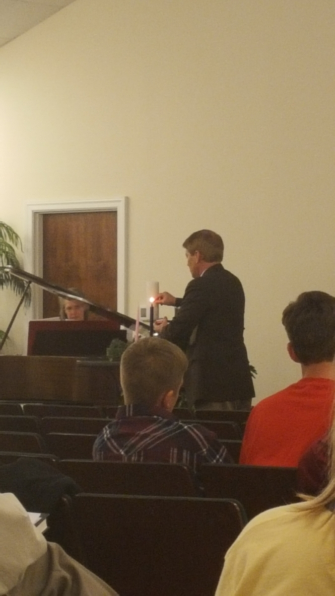 Pastor Byers